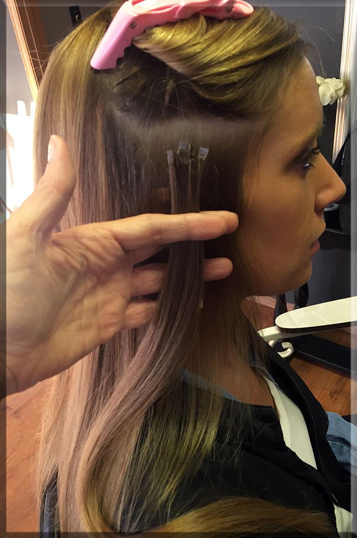 Kim lake hair seattle wa hair extensions custom blends hair custom blends hair extensions pmusecretfo Choice Image